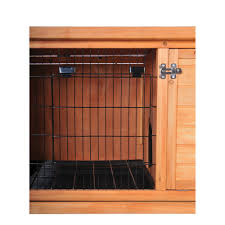 Cheap Rabbit Hutch Prevue Pet Products Rabbit Hutch Natural Walmart Com