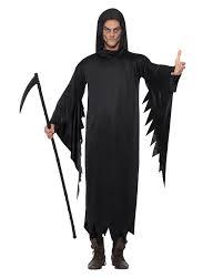 grim reaper costume grim reaper costume with creepy disguise horror