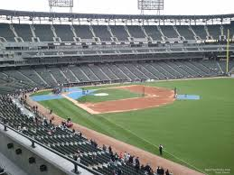 Chicago White Sox Map by Downloadable Seating Chart Chicago White Sox Public