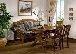 esstisch sofa tischsofa küchensofa esszimmersofa eiche massiv gelaugt