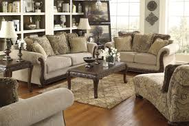 White Chairs For Living Room Gracie By Ashley Collection
