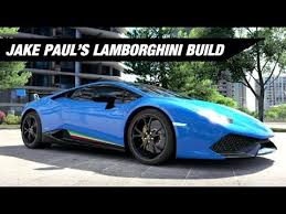 lamborghini logan paul jake paul s rainbow wrapped focus build forza horizon 3