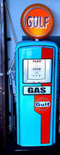 pompe essence vintage pompe à essence gulf simfactory