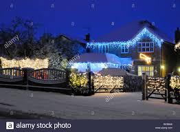 Lake Belton Christmas Lights house snow england stock photos u0026 house snow england stock images