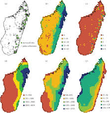 native plants madagascar palaeo precipitation is a major determinant of palm species