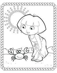 beach coloring pages preschool printable beach coloring pages coloring page beach coloring pages