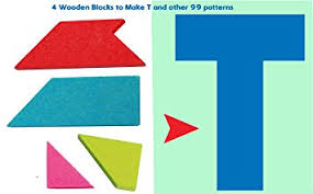tangram puzzle toys of wood oxford wooden t puzzle tangram puzzle 4 pieces
