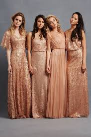 bridesmaid dresses uk metallic bridesmaid dresses wedding ideas chwv