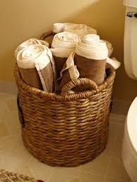 Bathroom Towel Storage by How To Do Bathroom Towel Storage In A Stylish Way
