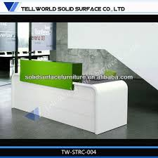 Cheap Reception Desk For Sale Modern Design Solid Surface Cash Counter For Shop Buy Cash