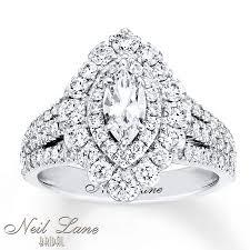 jared jewelers coupon kay neil lane engagement ring 1 3 4 ct tw diamonds 14k white gold