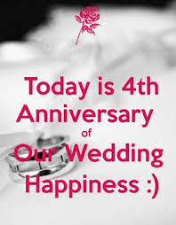 year wedding anniversary 4 year anniversary gift ideas for fabulous gifts