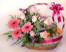 fruit flower basket 100 fruit and flower basket polites florist darby pa