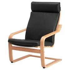 ikea sedie e poltrone po繖ng poltrona smidig nero ikea