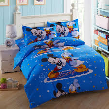 Mickey Duvet Cover Mickey Duvet Cover Donald Duck Bed Sheets Totoro Bed Anime Bed