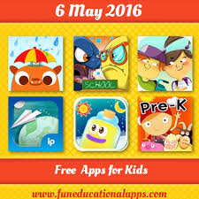 38 best free apps for kids and education appfriday may 6 fun