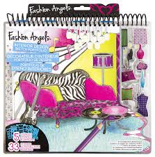 amazon com fashion angels interior design sketch portfolio toys