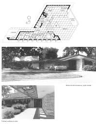 usonian home plans smith house 332 e linden st jefferson wisconsin 1950