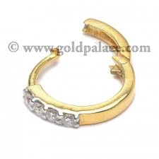 gold earrings price in pakistan nose rings nose pins 22k for women