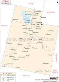 Layton Utah Map by Utah Railway Map New York Map