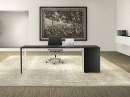 Rectangular Office Desk Rectangular Office Desk With Shelves Summarum By Rechteck Design