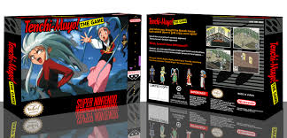 House Design Games In English Announcing Tenchi Muyo The Game Physical Snes Release In English