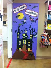 Door Decorations For Halloween Halloween Classroom Door Decorations Kmart Halloween Cool