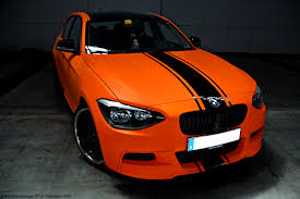 matte orange maserati bmw 135m matte orange by davidgrieninger on deviantart