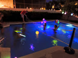 glow in the dark pool party party planning ideas juliana grace