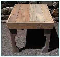 reclaimed wood end table reclaimed wood end tables canada barn wood end table plans coho
