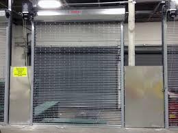 Overhead Security Door Security Grilles For Overhead Doors Http Franzdondi