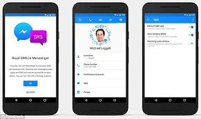 messenger apps for android android users can now make s messenger their default sms