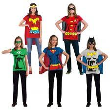 Halloween Express Costumes Girls Women U0027s Superhero Costumes Ebay