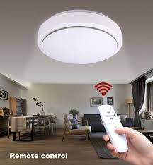 Changing Ceiling Light Jiawen Led Ceiling Light With 2 4g Rf Remote Controller 24 99