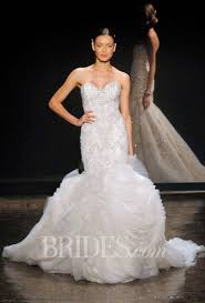 wedding gowns 2014 lazaro wedding dresses fall 2014 bridal runway shows brides
