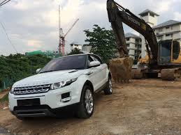 land rover malaysia interviewing the owner of a range rover evoque sd4