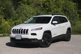 mitsubishi jeep 2015 review 2015 jeep cherokee 4x2 north canadian auto review