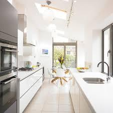 white galley kitchen designs white galley kitchen houzz