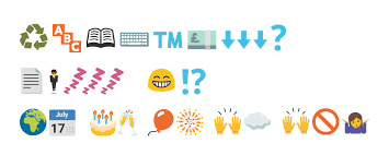celebration emoji do you speak emoji geo language services translation services