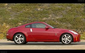 nissan coupe 350z nissan 350z coupe 2008 widescreen exotic car wallpapers 08 of