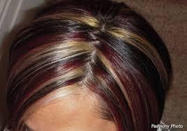 2015 hair color dark red hair color highlights medium hair styles ideas 19439