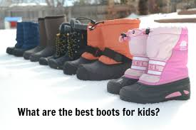 which kids boots are the best bring the kids