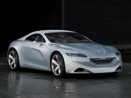 peugeot luxury car the peugeot sr1 2010 concept car boofos