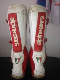 alpinestars tech 7 motocross boots rare alpinestar tech 4