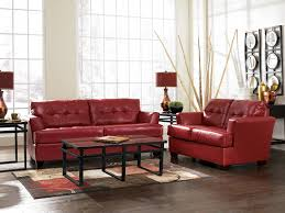Durablend Leather Sofa Durablend Scarlet Sofa Loveseat Sofa Loveseat Livingroom