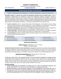 Venture Capital Resume Sample Senior Executive Resume Resume For Your Job Application