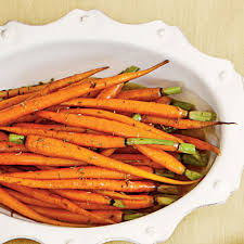 honey glazed carrots recipe myrecipes