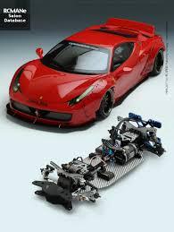 Ferrari 458 Body Kit - sa080 r31 house grk global plus grk r2kaisv rwd kit 2016 sfida