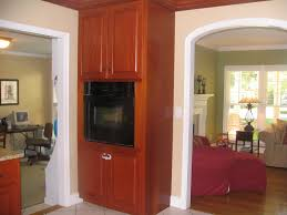 Red Mahogany Kitchen Cabinets Custom Kitchen Cabinets Burlington Nc