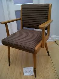 Maple Dining Chair Morba Mid Century Modern Maple Dining Chair